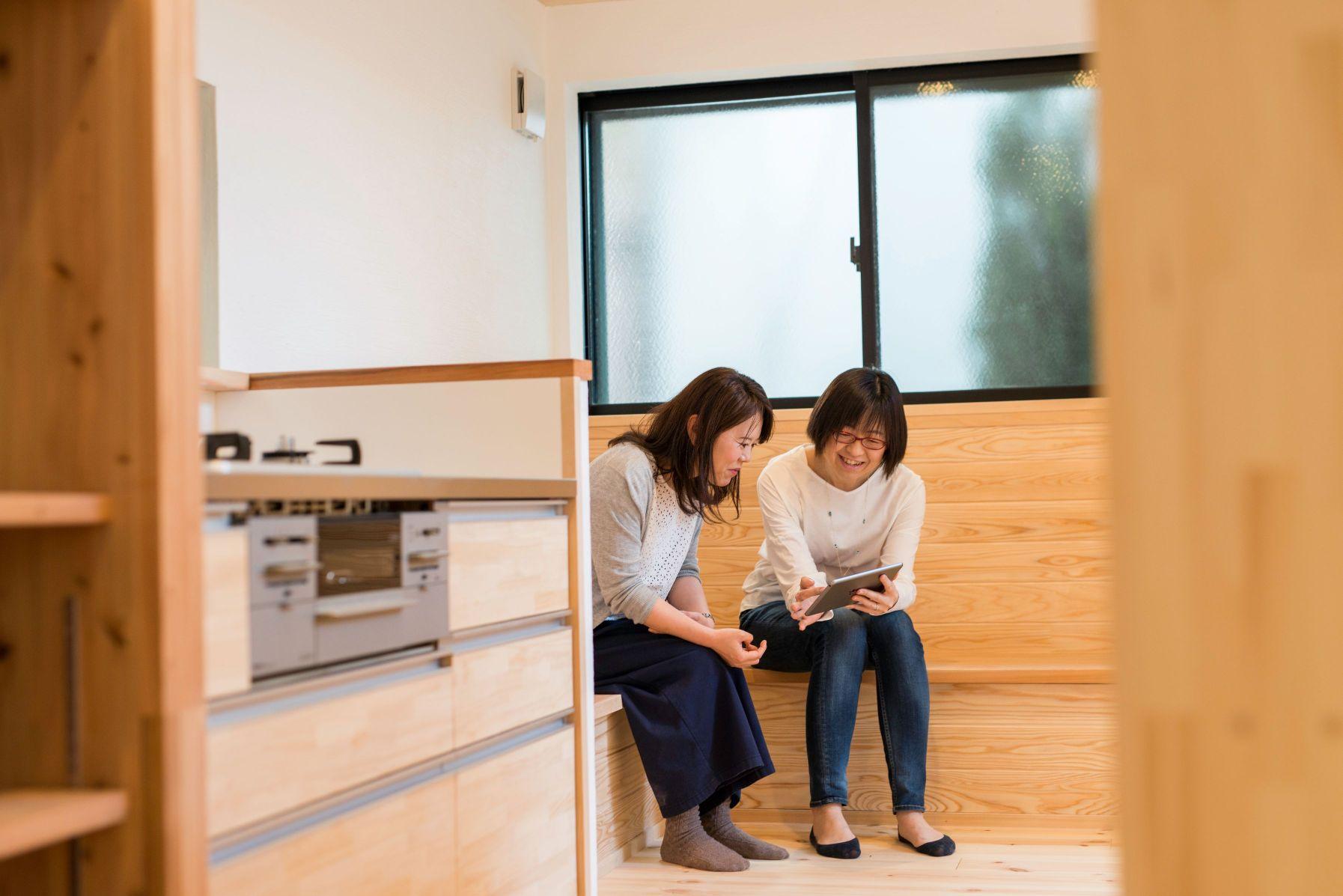 ゆくり設計室 暮らし方を整理する住まい